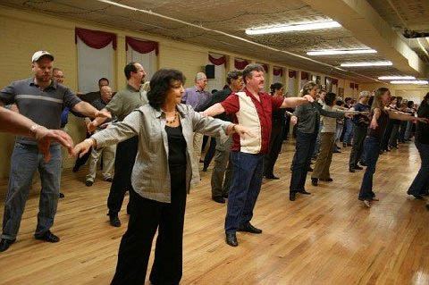 Dance Gourmet - West Coast Swing Group in East Hartford, CT